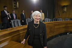 As Fed chief, Janet Yellen set to become one of world's most powerful women